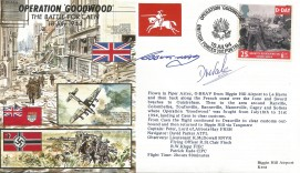 1994 Operation Goodwood 50th Anniversary Flown RAF